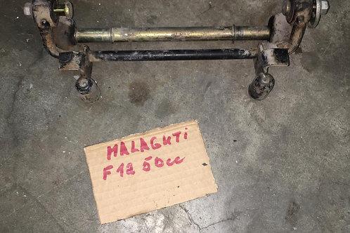 BRACCIO OSCILLANTE MOTORE USATO MALAGUTI F12 50cc 1° SERIE