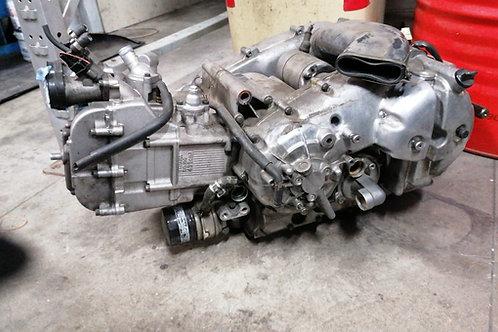 Blocco motore usato YAMAHA T MAX 500 08 - 11 KM 38 MILA