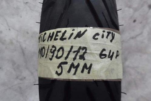 PNEUMATICO Michelin City Grip 110-90-12 64P | usura 5mm