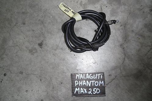 CAVO CMANDO ACCELERATORE USATO MALAGUTI PHANTOM MAX 250cc