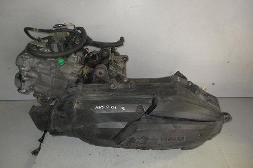 Blocco motore usato yamaha majesty 400 04-10 H317E