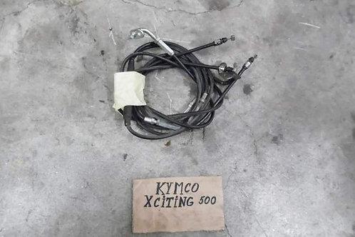 CAVI APERTURA SELLA USATI KYMCO XCITING 500cc