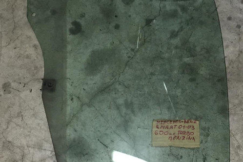 Vetro scendente sportello sinistro usato smart 1° serie