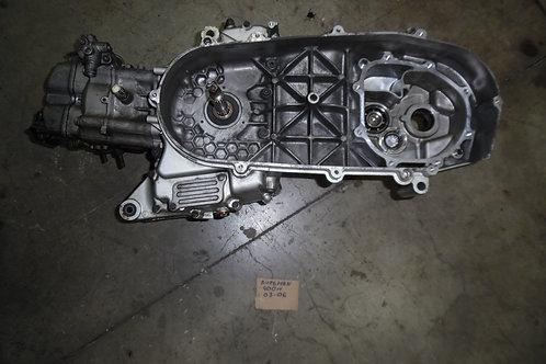 BLOCCO MOTORE USATO SUZUKI BURGMAN 400cc K429