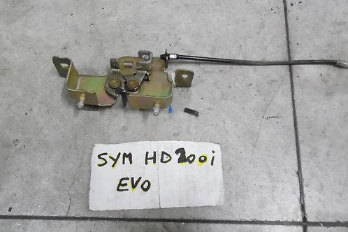 CAVO APERTURA SELLA CON SERRATURA SYM HD 125 150 200 EVO