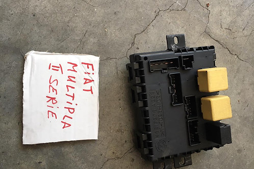 CENTRALINA BODY COMPUTER USATA FIAT MULTIPLA 2° SERIE METANO