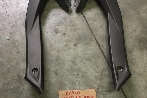 COPPIA BOOMERANG TUNNEL CENTRALE KYMCO XCITING 300 500 R