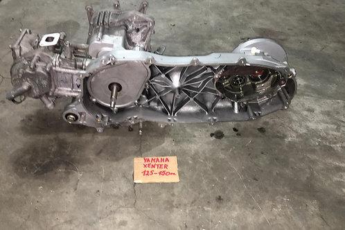 BLOCCO MOTORE USATO YAMAHA XENTER 150 G397E