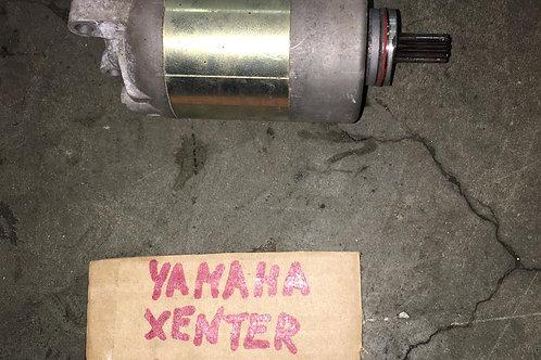 MOTORINO AVVIAMENTO USATO YAMAHA XENTER 125 150