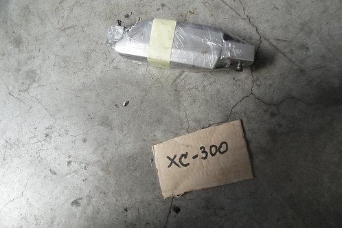 PEDALINE PASSEGGERO USATE YAMAHA XC 300 VERCITY
