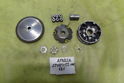 VARIATORE USATO COMPLETO APRILIA SPORTCITY ONE 125cc