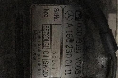 COMPRESSORE ARIA CONDIZIONATA SMART 1° SERIE 600cc TURBO