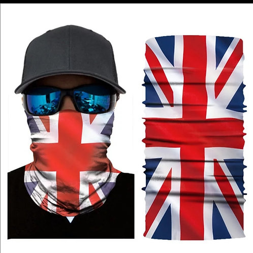 Union flag snood /Facecover