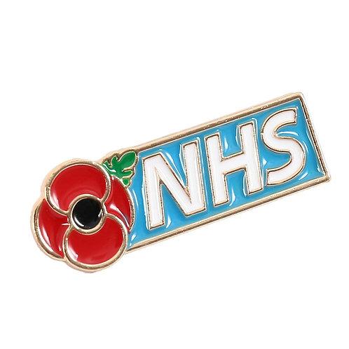N.H.S  POPPY PINS