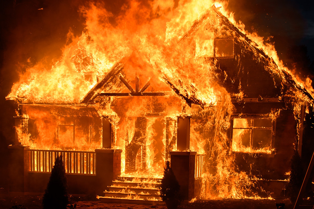 wildfires home fire california protection guide steps