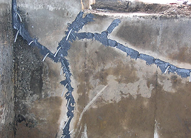 reparation fissures