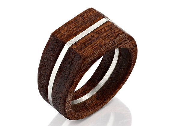 Men's Architectural Ring