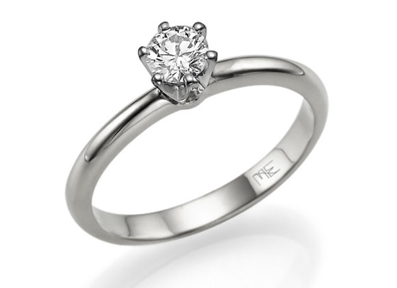 Classic 0.30 ct Diamond Ring