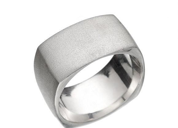 Wide KABBALAH Ring