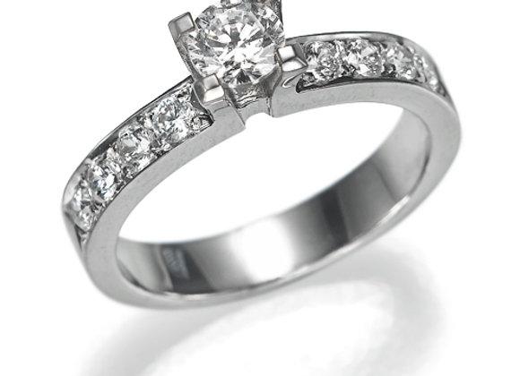 Bold Engagement ring