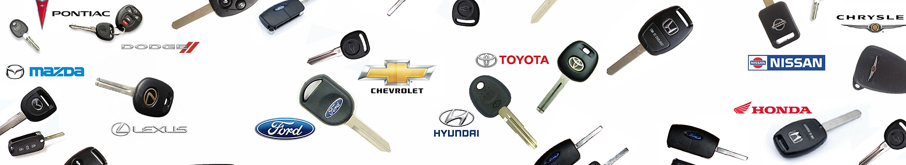 Car Key Cutting in hunslet and pudsey, Leeds