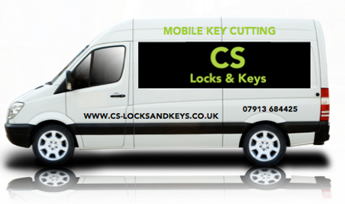 Mobile Locksmith & Key Cutting in Leeds