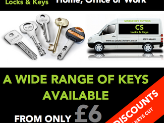 Mobile Key Cutting in Leeds