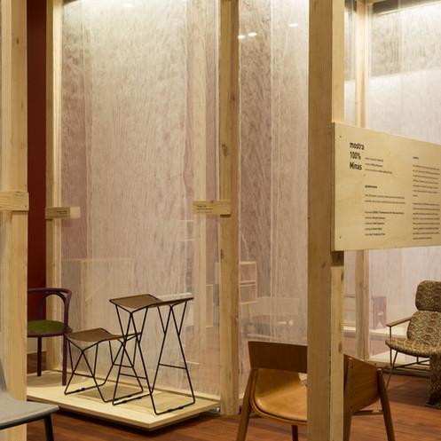 Segunda edição da 100% Minas é uma celebração do design feito em Minas Gerais.