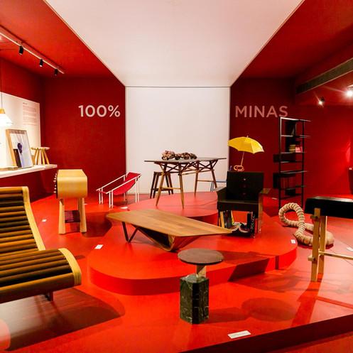 100% Minas reúne as mais recentes criações de designers, arquitetos e artesãos