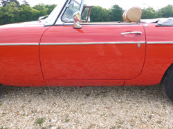 1973 MGB Roadster Flame Red (26)
