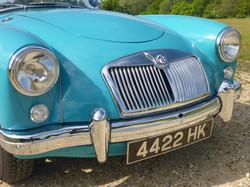1958 MGA 1500 Glacier Blue (1)