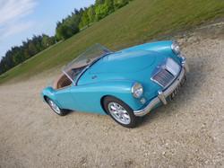 1958 MGA 1500 Glacier Blue (23)