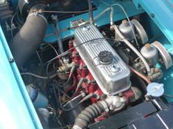 1958 MGA 1500 Glacier Blue (9)