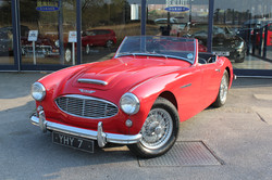 1957 Austin Healey 100/6 BN4