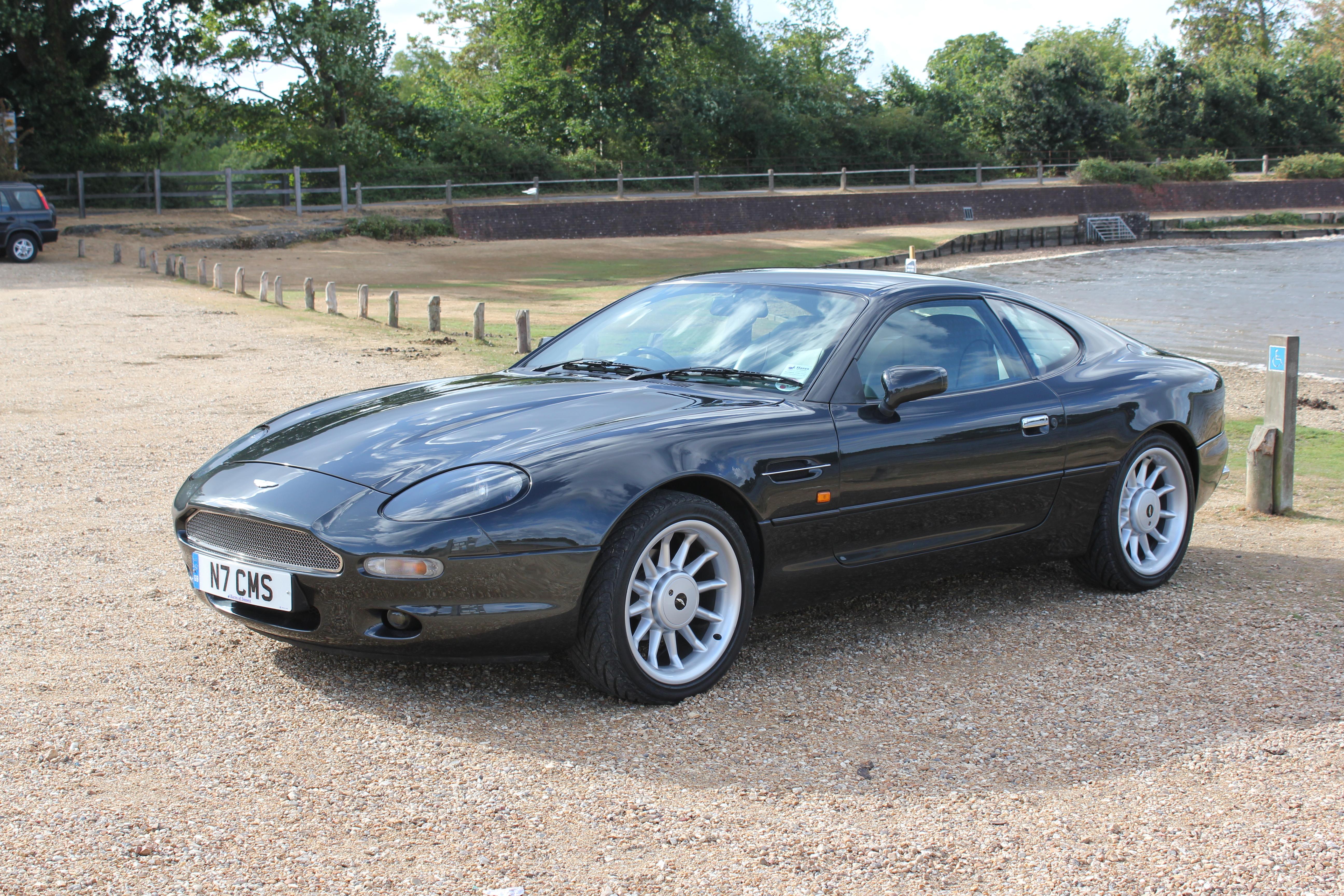 Beaulieu Garage 1995 Aston Martin Db7 Coupe