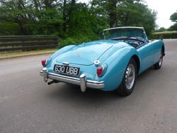1958 MGA 1500 Roadster -Manton (10)