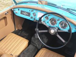 1958 MGA 1500 Glacier Blue (2)