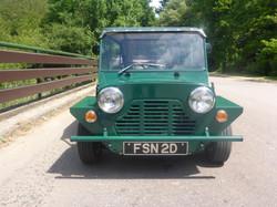 1965 Morris Mini Moke -(7)
