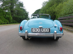 1958 MGA 1500 Roadster -Manton (9)