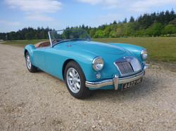 1958 MGA 1500 Glacier Blue (22)
