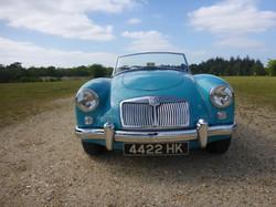 1958 MGA 1500 Glacier Blue (21)
