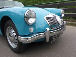 1958 MGA 1500 Roadster -Manton (1)