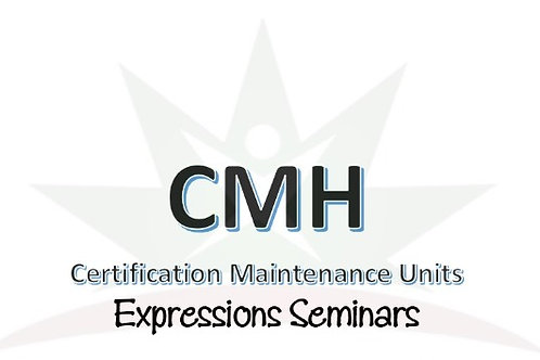 CMH for Telepractice Seminar