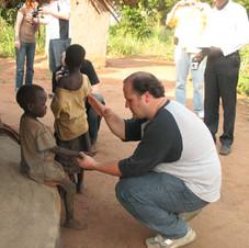David K in Uganda