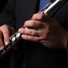 David K Hands w/Flute
