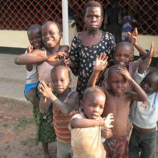 New Friends in Uganda