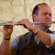 David K performing in FL