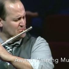Flute Guy Promo Video
