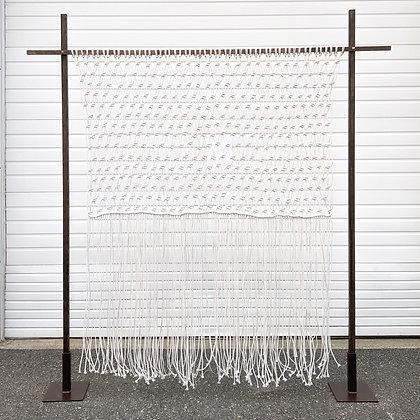 Macrame Arch 2 - Cotton