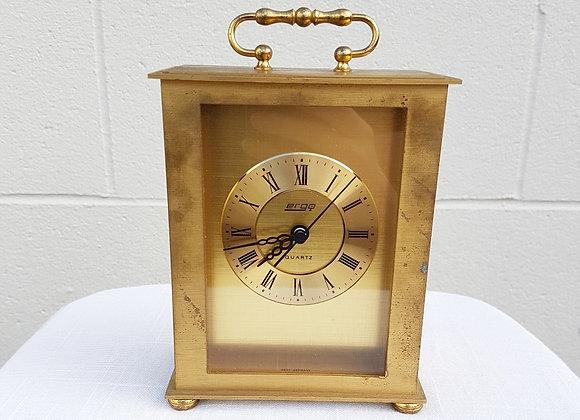 Gold Clock 2